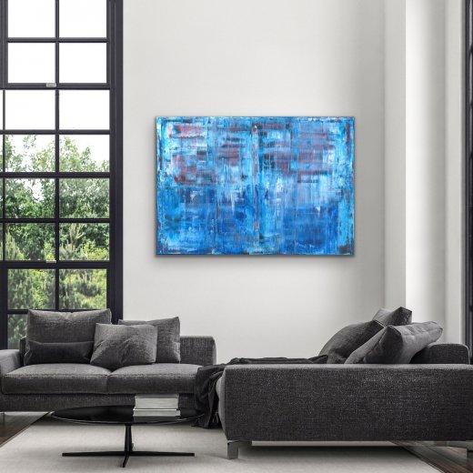 Blue - Home Interior | AlessandraViola.co.uk