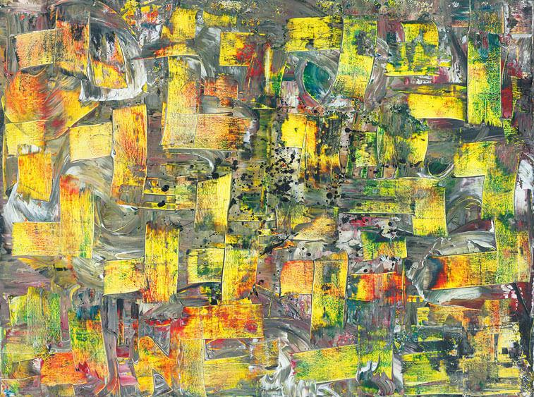 The Yellow Lines | AlessandraViola.co.uk