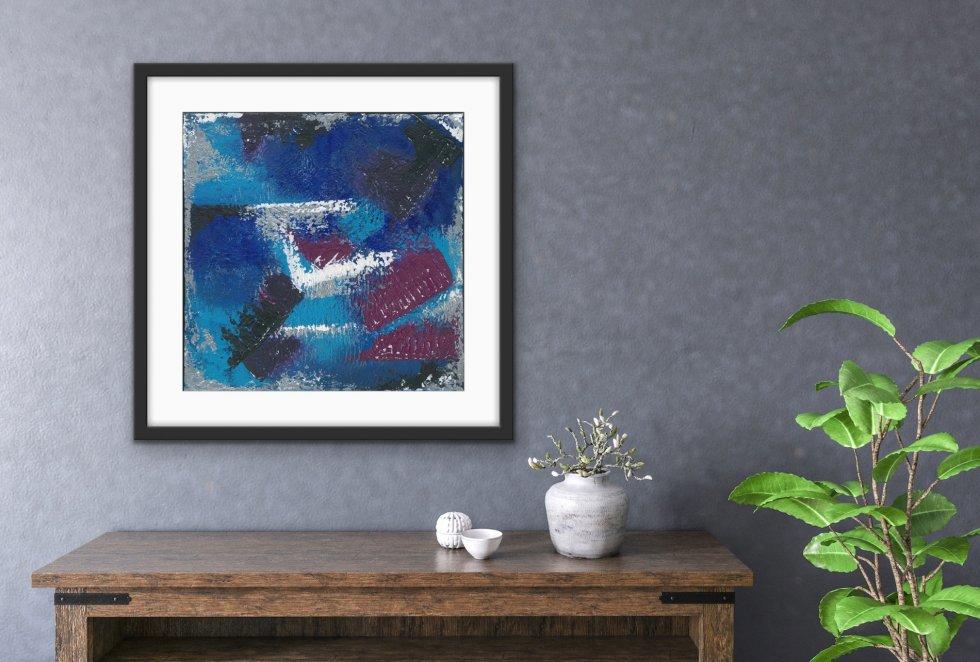 Find Me - Print - Home Interior | AlessandraViola.co.uk