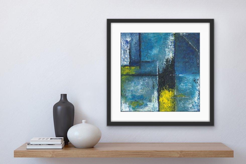 Encounter - Print - Home Interior   AlessandraViola.co.uk