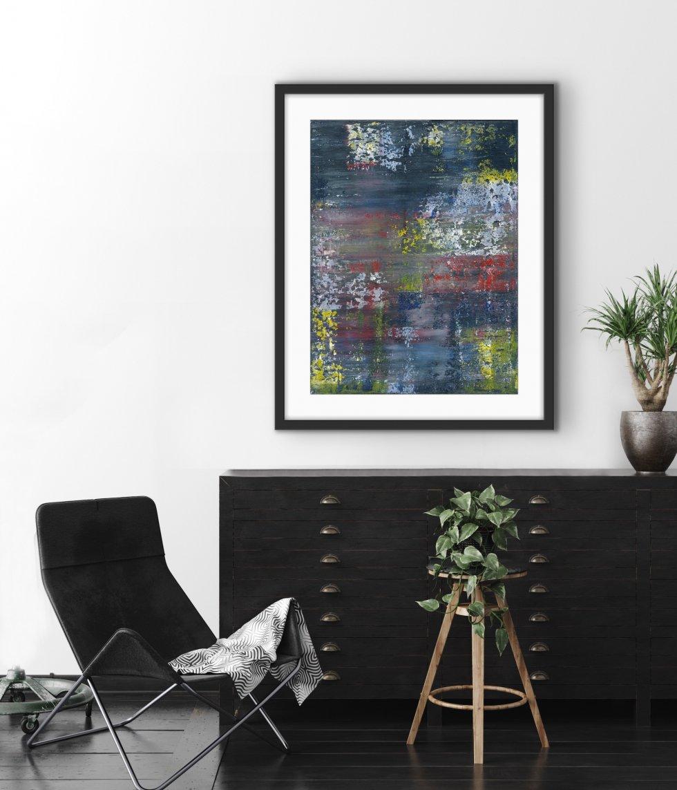 Chaos - Print - Home Interior   AlessandraViola.co.uk
