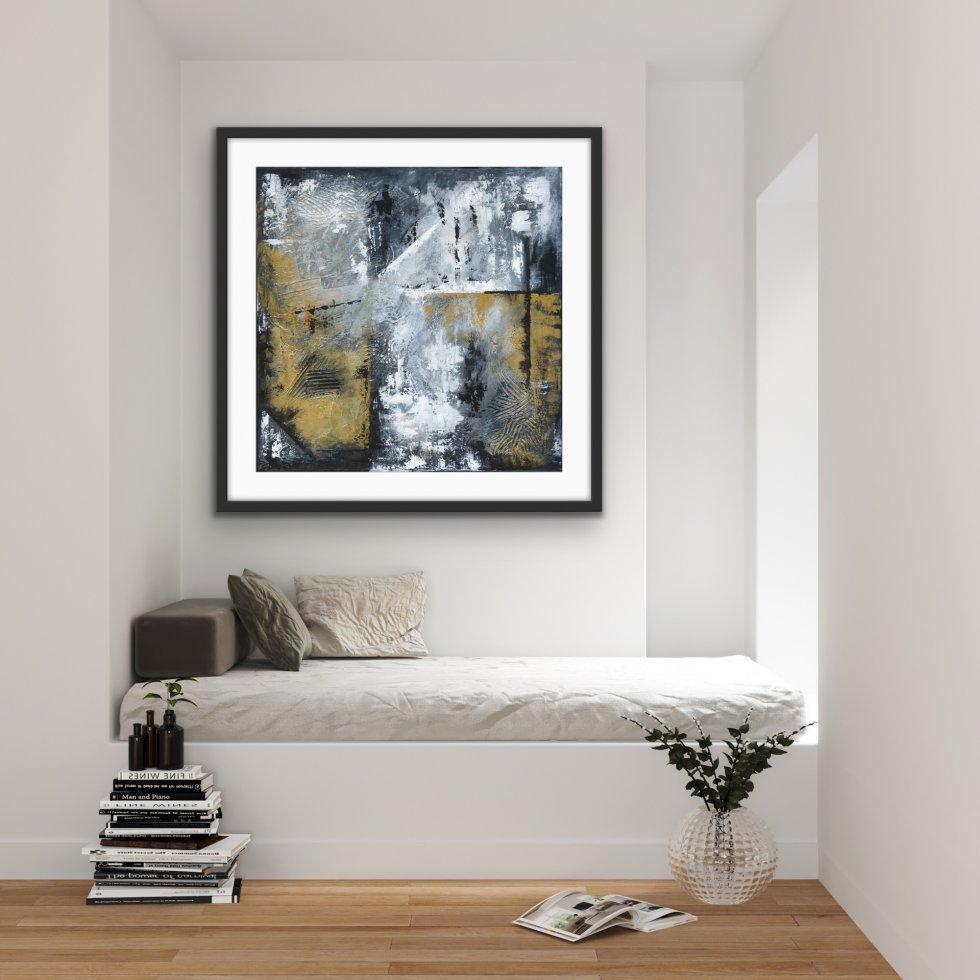 Old News - Print - Home - interior | AlessandraViola.co.uk