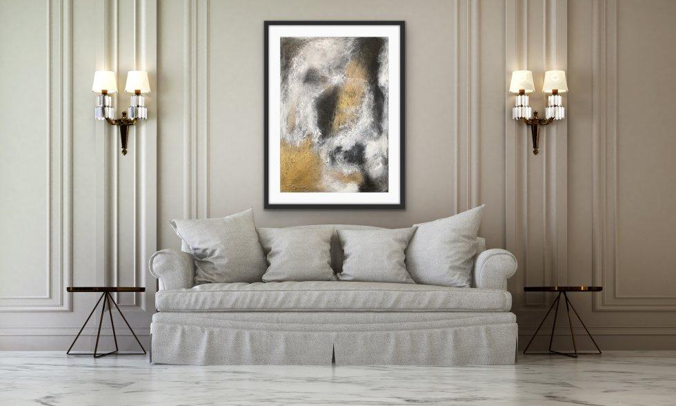 Beneath the Surface - Print - Home Interior | AlessandraViola.co.uk