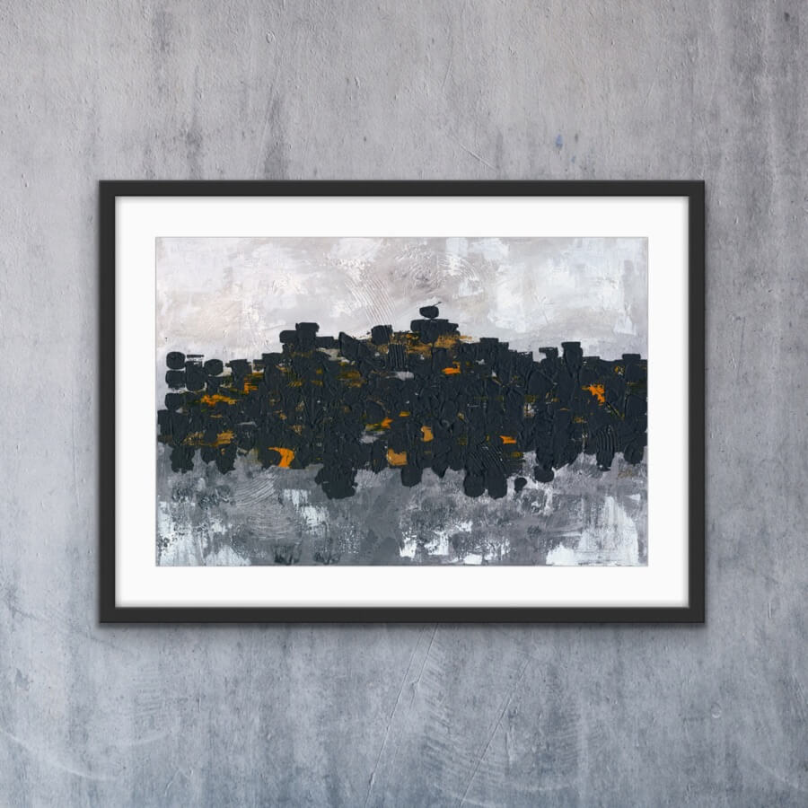 Small Pieces of Me - Print | AlessandraViola.co.uk