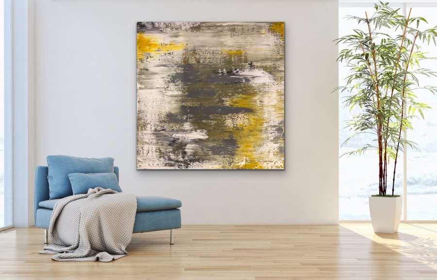 Wait in Hope - Home Interior | AlessandraViola.co.uk
