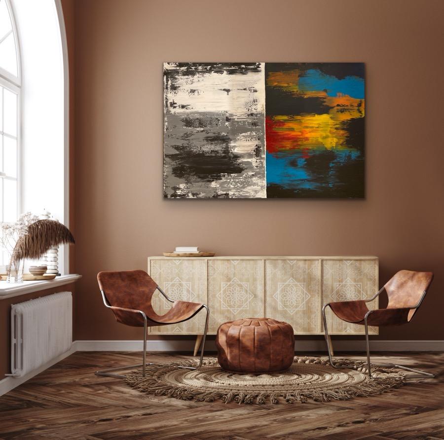 Positive & Negative - Home Interior | AlessandraViola.co.uk