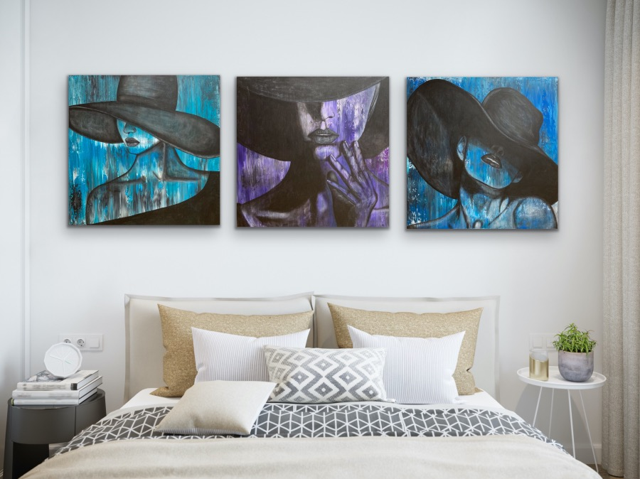 Hats - Home Interior | AlessandraViola.co.uk