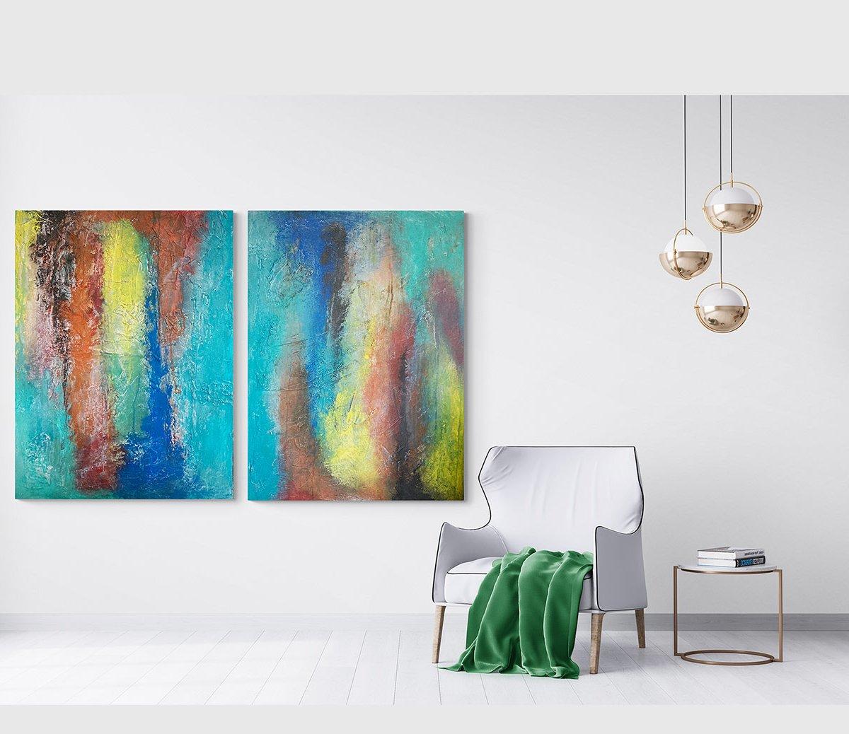Modern living room | AlessandraViola.co.uk