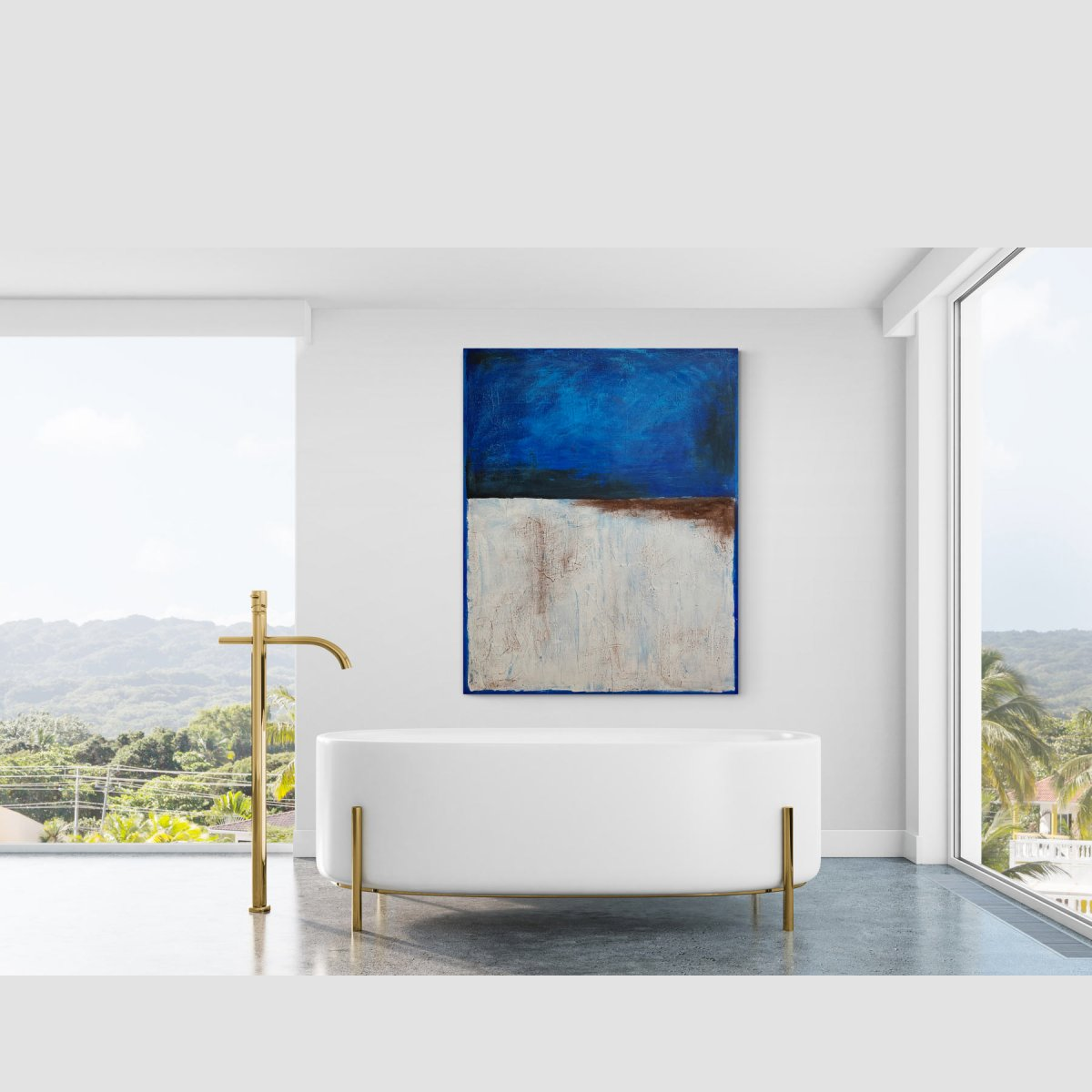 Painting Orientations in Your Home | AlessandraViola.co.uk